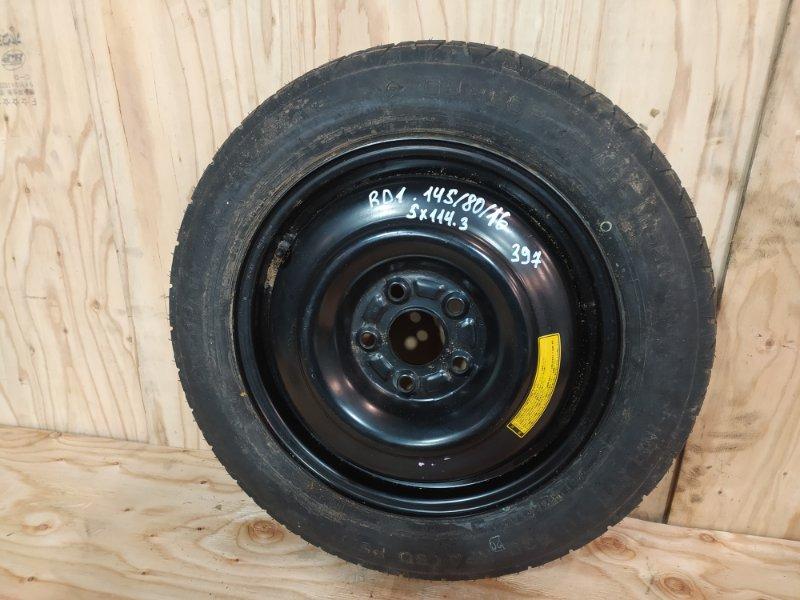Запасное колесо Honda Cr-V RD1 B20B 1997