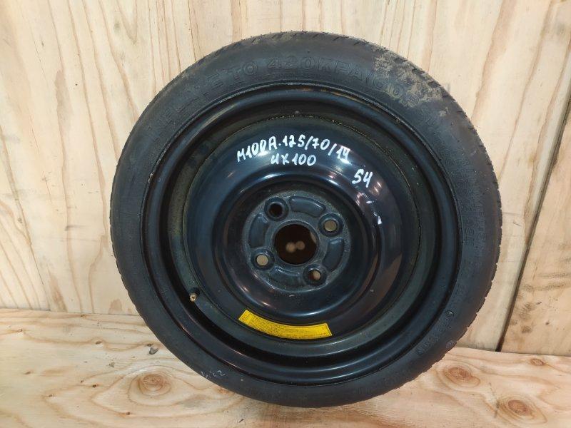 Запасное колесо Toyota Duet M111A