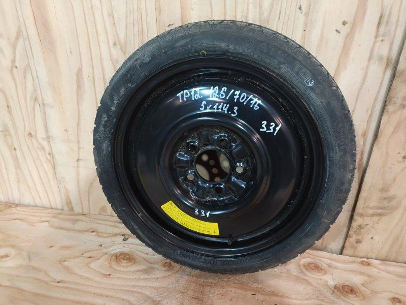 Запасное колесо Nissan Primera TP12