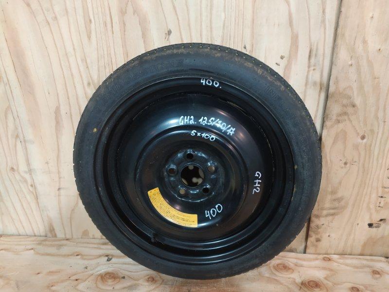 Запасное колесо Subaru Impreza GH2