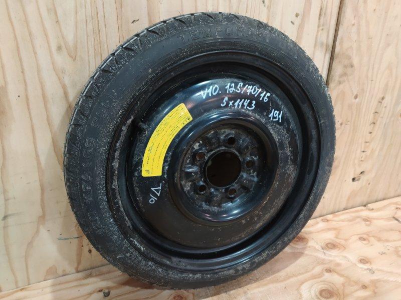 Запасное колесо Nissan Tino V10