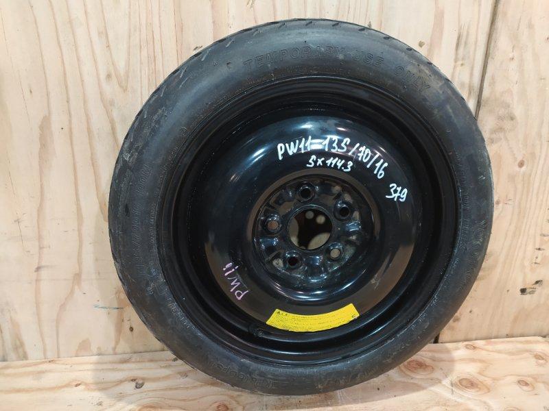 Запасное колесо Nissan Avenir PW11 SR20DE 1999