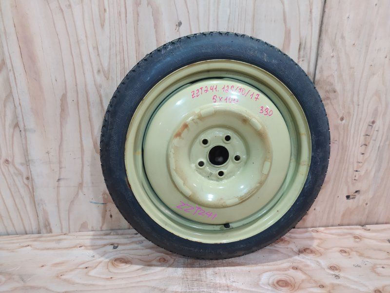 Запасное колесо Toyota Caldina ZZT241