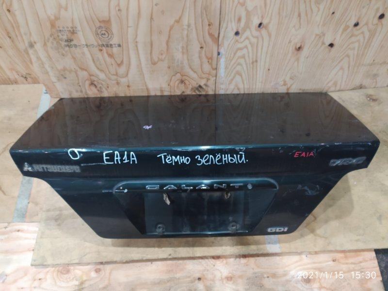 Крышка багажника Mitsubishi Galant EA1A 4G93 1998