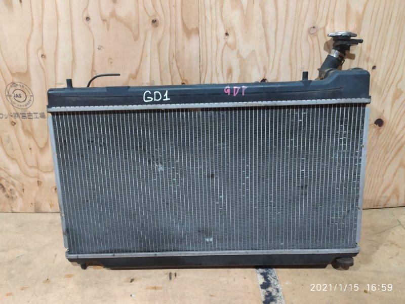 Радиатор двигателя Honda Fit GD1 L13A 2006
