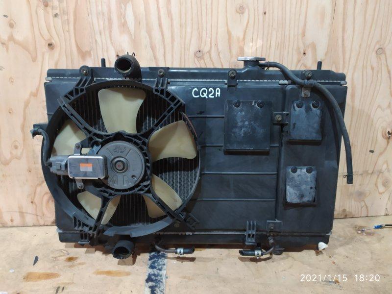 Радиатор двигателя Mitsubishi Dingo CQ2A 4G15 1999