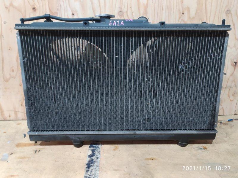 Радиатор двигателя Mitsubishi Galant EA1A 4G93 1998