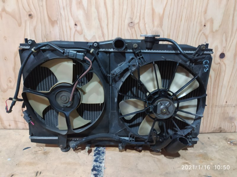 Радиатор двигателя Honda Torneo CF3 F18B 1999