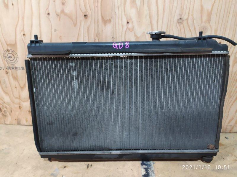 Радиатор двигателя Honda Fit Aria GD8 L15A 2003