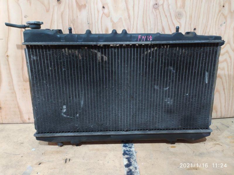 Радиатор двигателя Nissan Pulsar FN15 GA15DE 1997