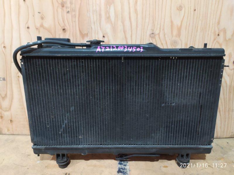 Радиатор двигателя Toyota Carina AT212 5A-FE 1998