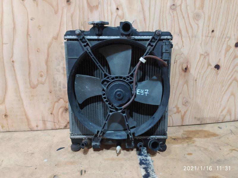 Радиатор двигателя Honda Partner EY7 D15B 1996