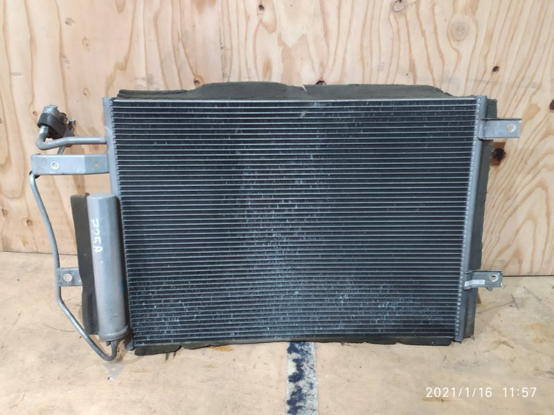 Радиатор кондиционера Mitsubishi Colt Z25A 4G19 2003
