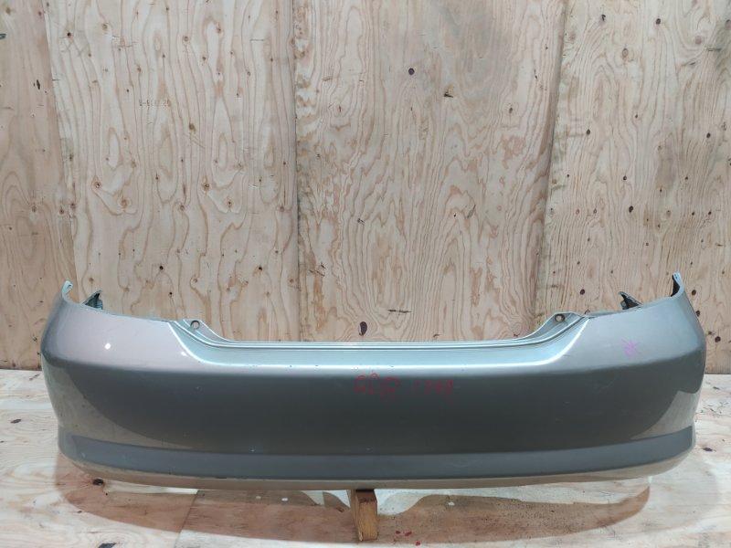 Бампер Honda Fit Aria GD8 L15A 2003 задний