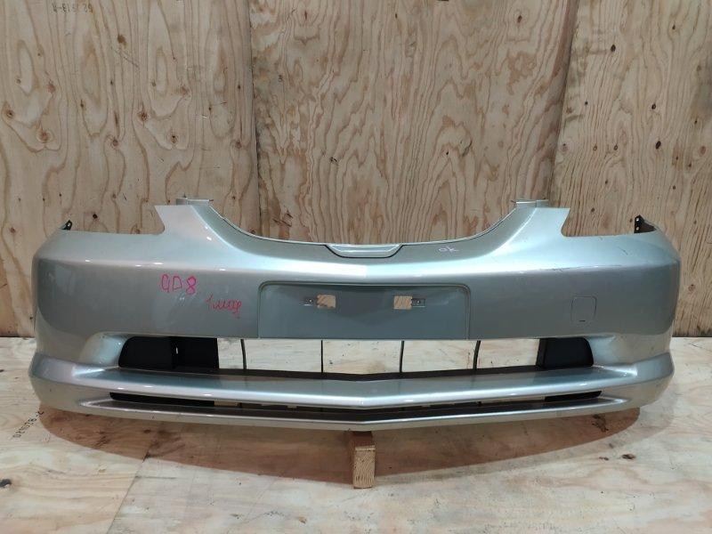 Бампер Honda Fit Aria GD8 L15A 2003 передний