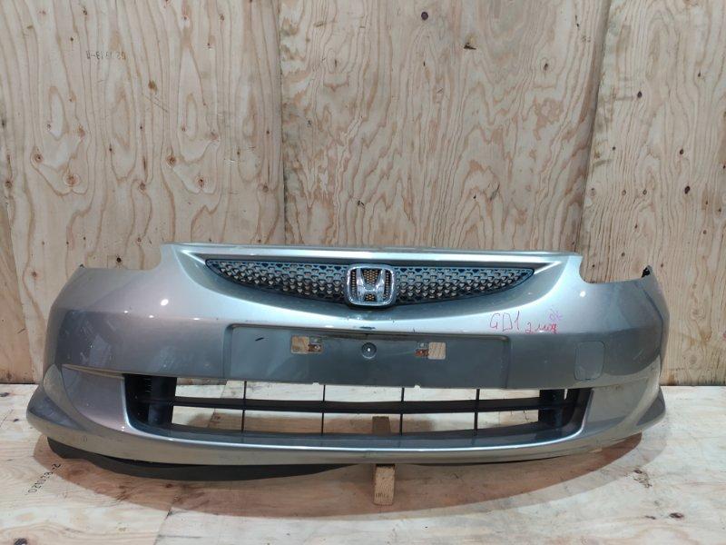 Бампер Honda Fit GD1 L13A 2006 передний