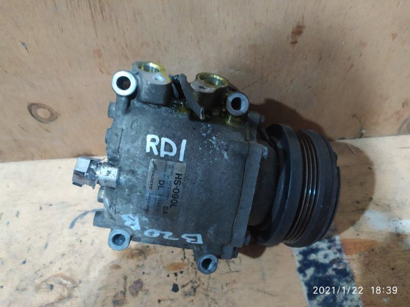 Компрессор кондиционера Honda Cr-V RD1 B20B 1996