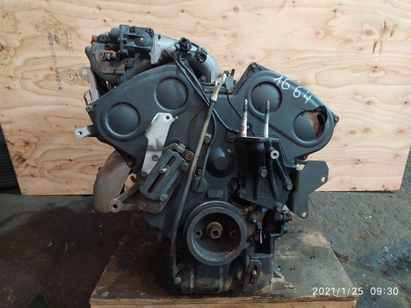 Двигатель Mitsubishi Fto DE3A 6A12 1995