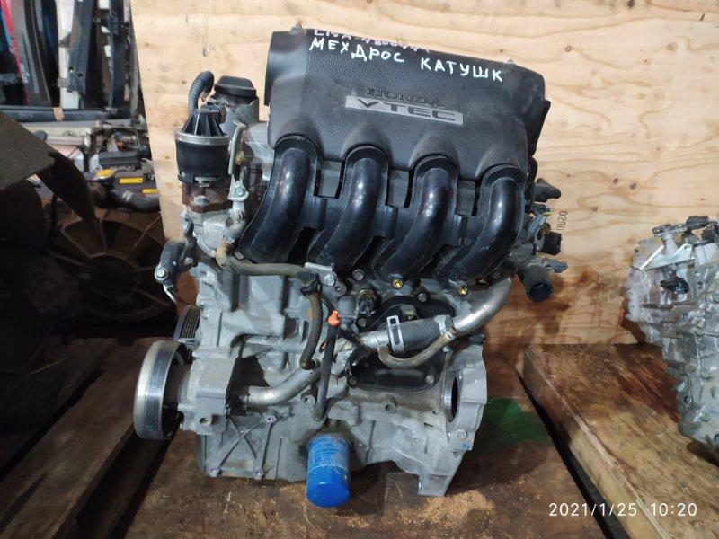 Двигатель Honda Fit Aria GD8 L15A 2003