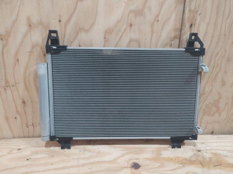 Радиатор кондиционера Toyota Ractis NSP120 1NR-FE 2012