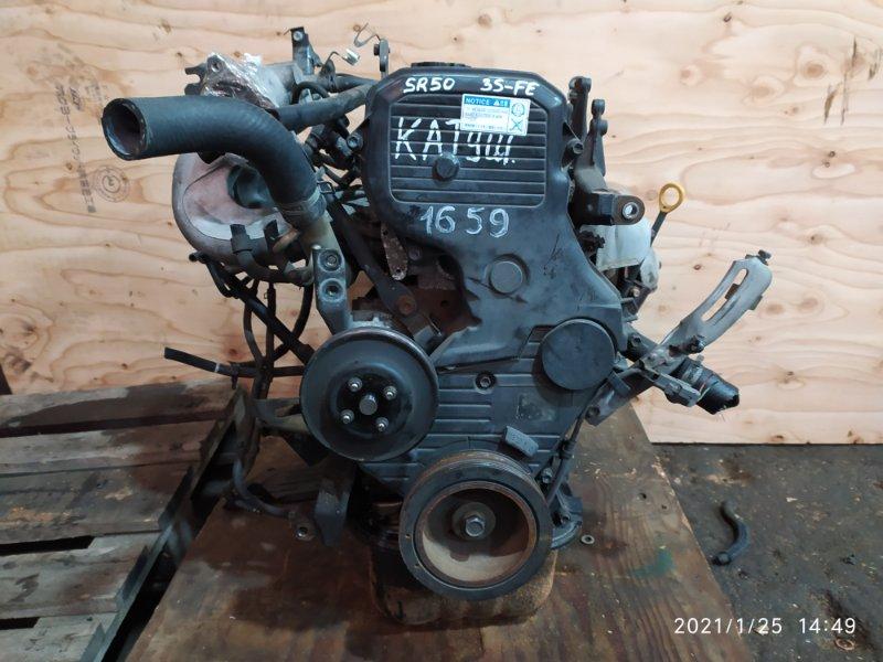 Двигатель Toyota Town Ace Noah SR50 3S-FE 1998