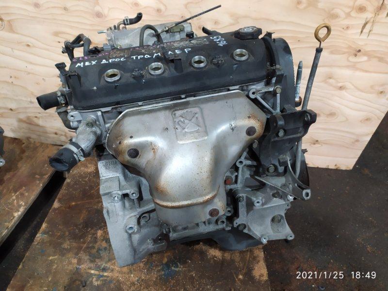 Двигатель Honda Accord CL3 F20B 2001