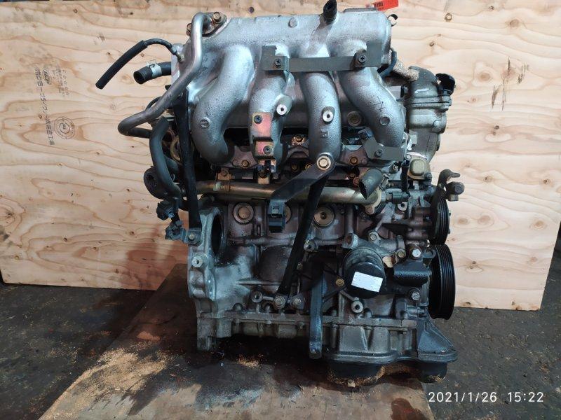 Двигатель Nissan Bluebird EU14 SR18DE 1997