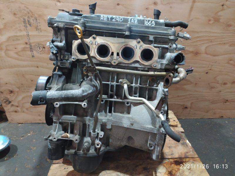 Двигатель Toyota Allion AZT240 1AZ-FSE 2002