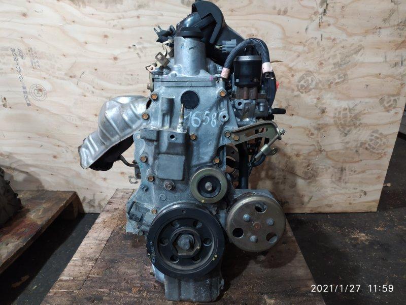 Двигатель Honda Fit Aria GD8 L15A 2007