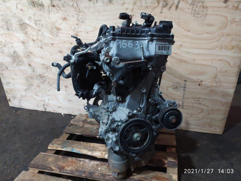 Двигатель Toyota Ractis NSP120 1NR-FE 2012