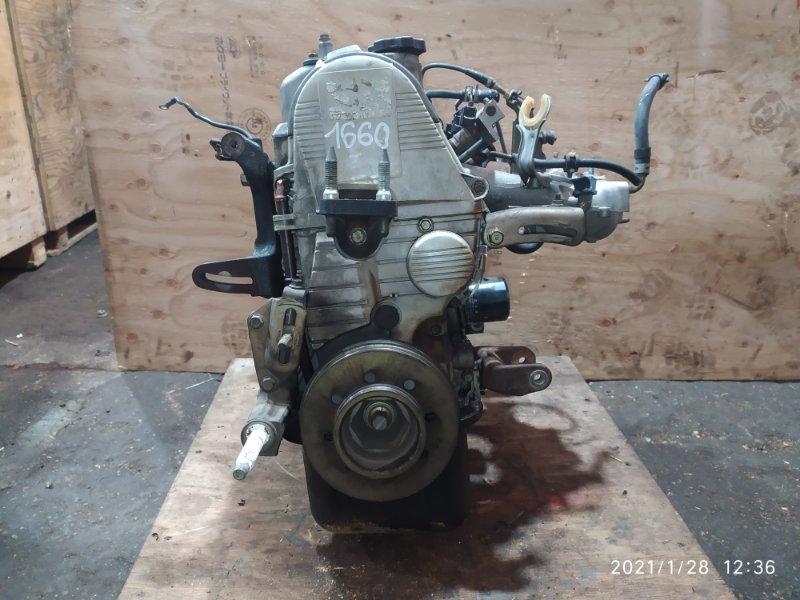 Двигатель Honda Partner EY7 D15B 1996