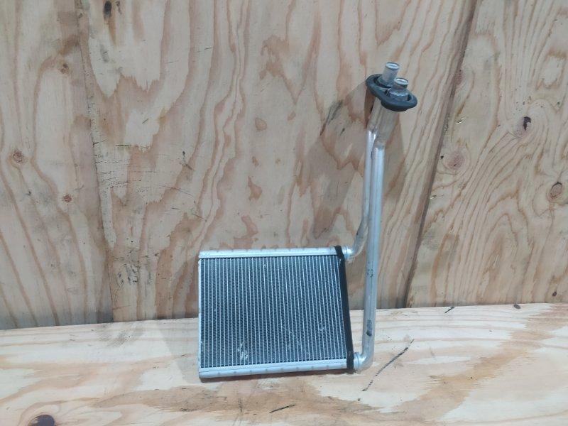 Радиатор отопителя Toyota Ractis NSP120 1NR-FE 2012