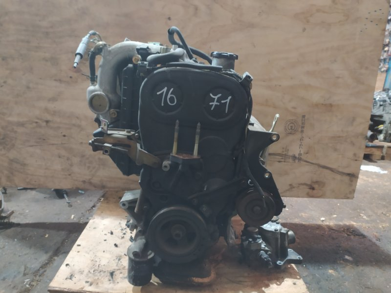 Двигатель Mitsubishi Galant EA1A 4G93 1998