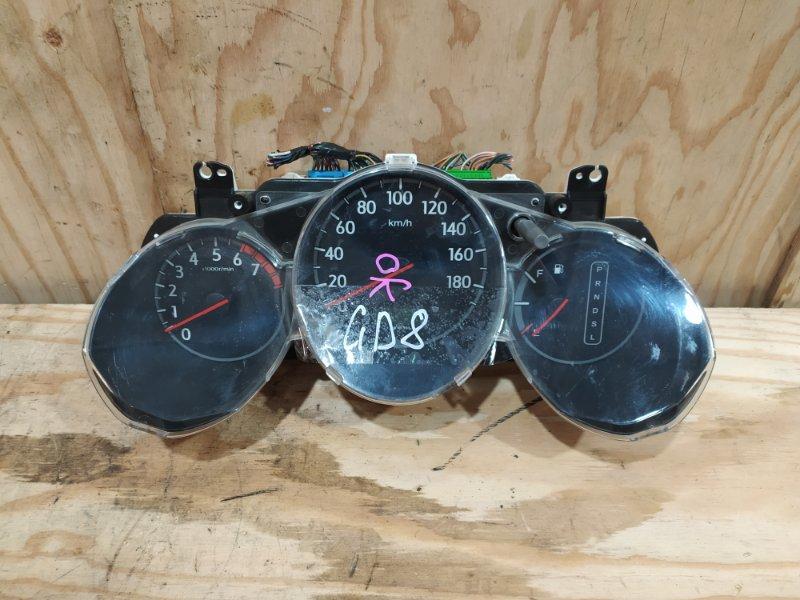 Комбинация приборов Honda Fit Aria GD8 L15A 2003