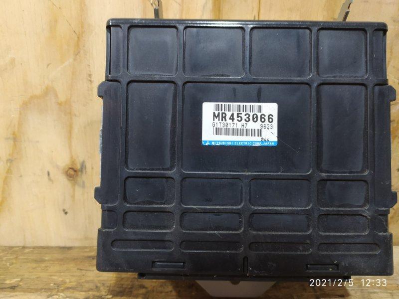 Блок управления двс Mitsubishi Dingo CQ2A 4G15 1999