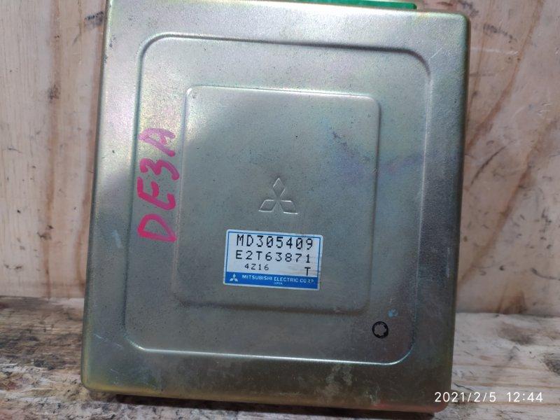 Блок управления двс Mitsubishi Fto DE3A 6A12 1995