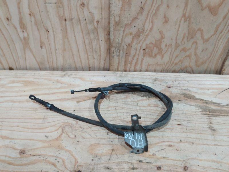 Трос ручника Nissan Bluebird HU14 SR20DE 1997 правый