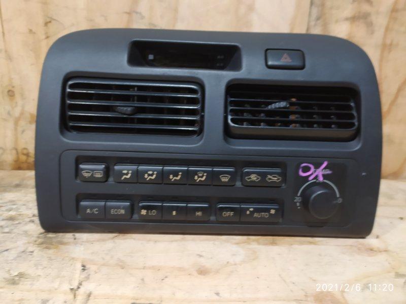 Блок управления климат-контролем Toyota Vista SV42 3S-FE 1995