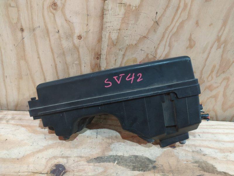 Блок реле и предохранителей Toyota Vista SV42 3S-FE 1995