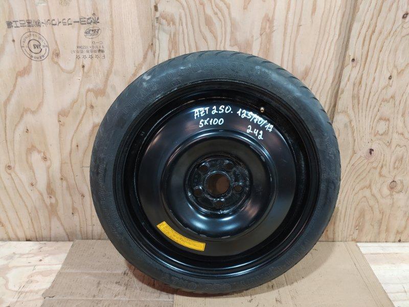 Запасное колесо Toyota Avensis AZT250 1AZ-FSE 2003