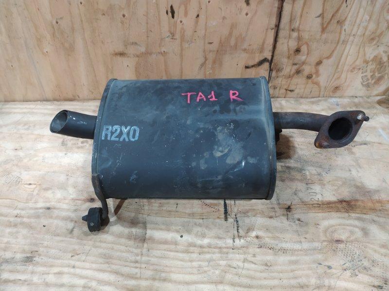 Глушитель Honda Avancier TA1 F23A 2001 правый