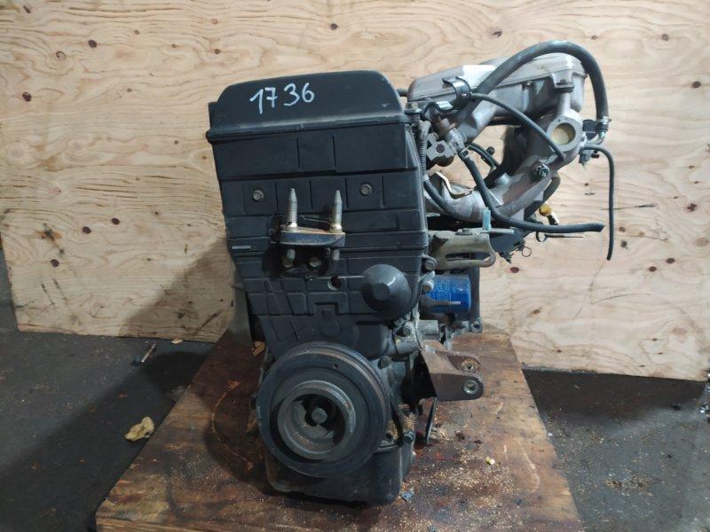Двигатель Honda Cr-V RD2 B20B 2001