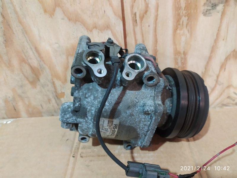 Компрессор кондиционера Honda Cr-V RD2 B20B 2001