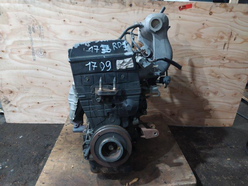 Двигатель Honda Cr-V RD1 B20B 1998