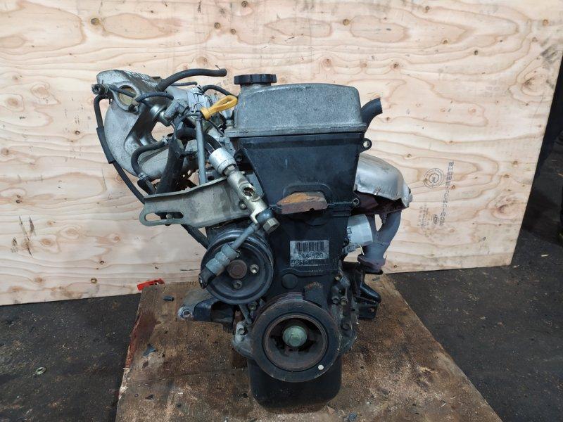 Двигатель Toyota Corolla Spacio AE111N 4A-FE 1999