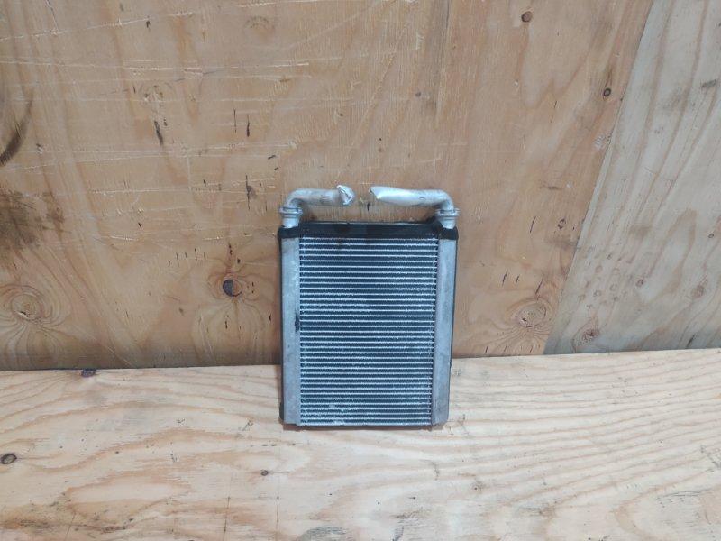 Радиатор отопителя Toyota Allex NZE121 1NZ-FE 2001