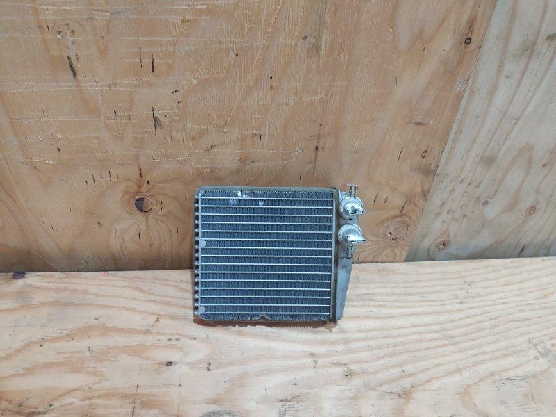 Радиатор отопителя Nissan Tiida Latio SC11 HR15DE 2007
