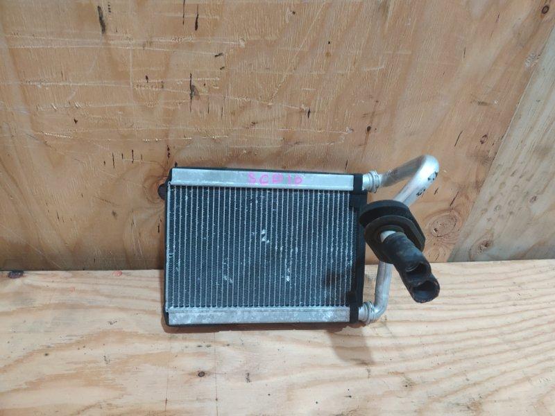 Радиатор отопителя Toyota Vitz SCP10 1SZ-FE 1999