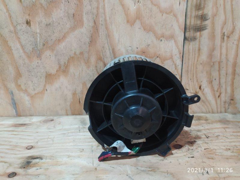 Вентилятор печки Nissan X-Trail T31 MR20DE 2007