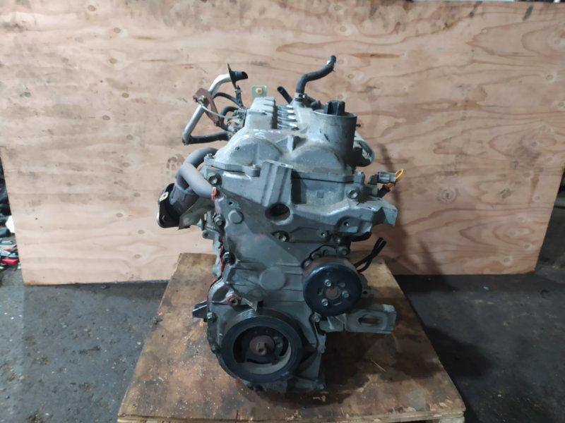 Двигатель Nissan Tiida Latio SC11 HR15DE 2007